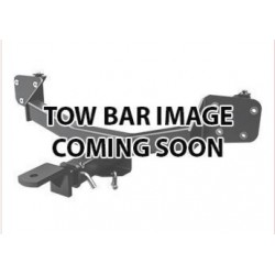 Ford Ranger PX Cab Chassis Low Rider Towbar Kit (with bumper/step)