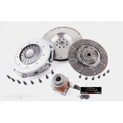 Clutch inc Solid Mass Flywheel for Holden Commodore VE 3.6L Petrol