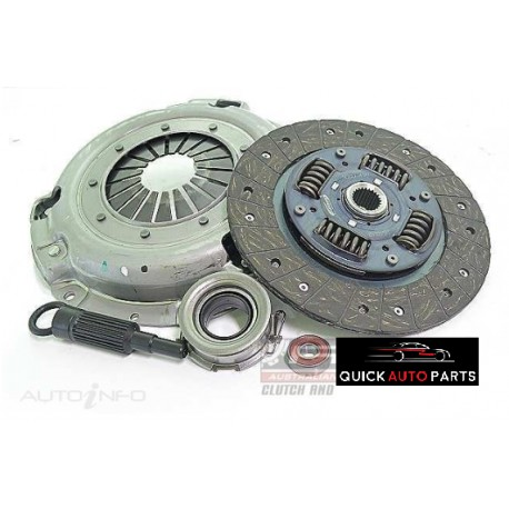Subaru Forester SF 2L Petrol Clutch Kit