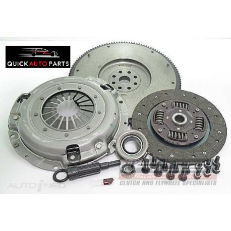 Clutch Kit Inc SMF