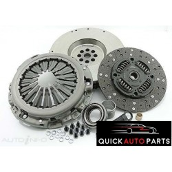 Conversion Clutch Kit Inc Solid Mass Flywheel for Nissan Pathfinder R51 2.5L Diesel