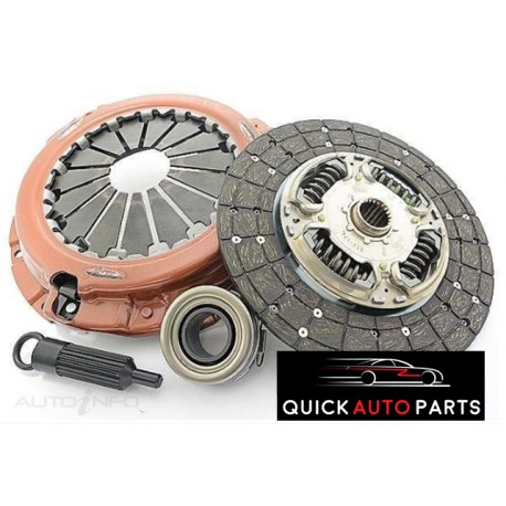 Toyota Hiace KDH201R 3L Diesel Heavy Duty Clutch Kit